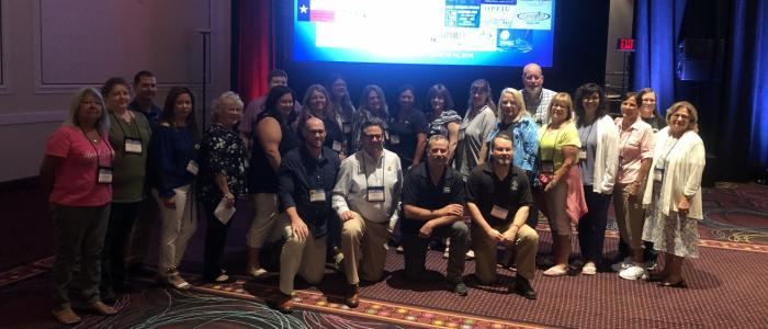 The OPEIU Nurses Council at the 28th OPEIU Convention.