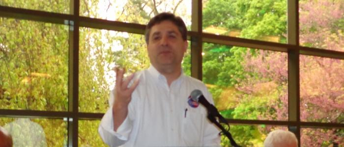Gubernatorial Candidate Rep. Patrick Colbeck Speaks to the General Council May 19, 2018